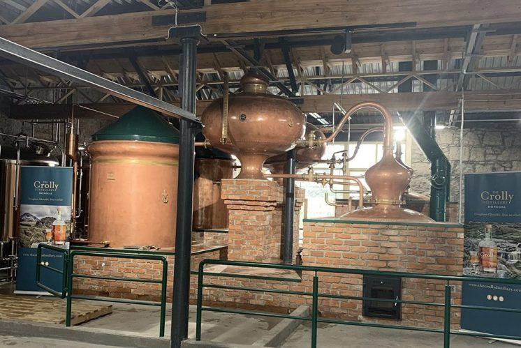 Crolly Distillery becomes 34th operational GI Irish whiskey distillery