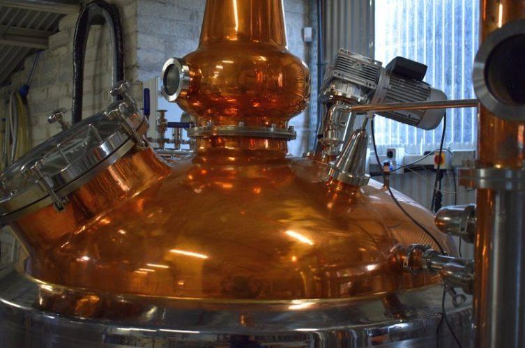 Irish Whiskey Magazine - Glendree Distillery Pot Stills