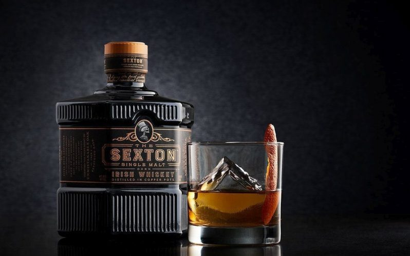 The Sexton single malt Irish whiskey releases Bedtime Stories for the Nocturnal