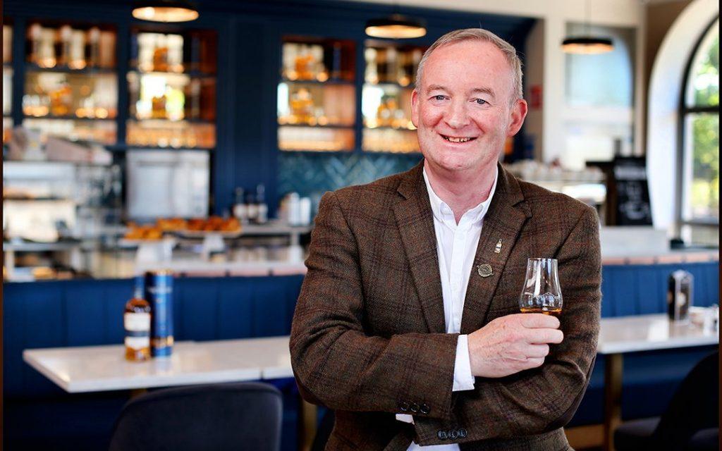 Noel Sweeney Master Distiller at The Powerscourt Distillery
