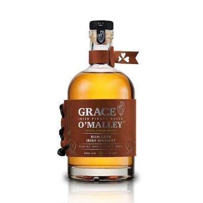 Tastings – Issue 10 – Grace O'Malley Rum Cask Finish