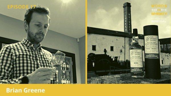 Words on Whiskey - Ep17 - Sept 23rd - Brian Greene
