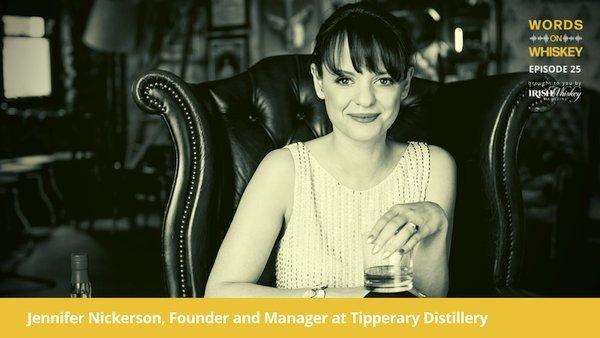 Words on Whiskey - Ep25 - Nov 18th - Jennifer Nickerson