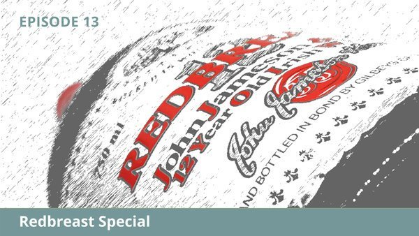 Words on Whiskey - Redbreast Special - Aug 27 - 3pm