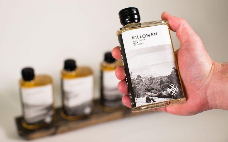 Killowen release limited edition Cuige poitín series
