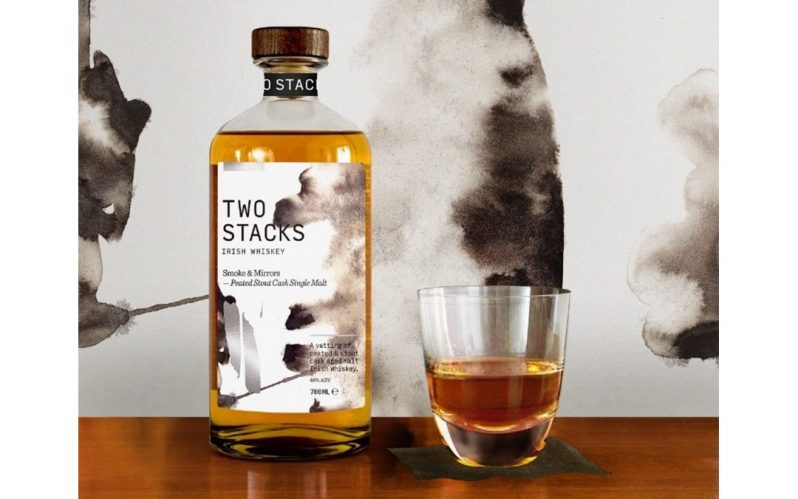 Two Stacks Irish Whiskey release their first peated single malt