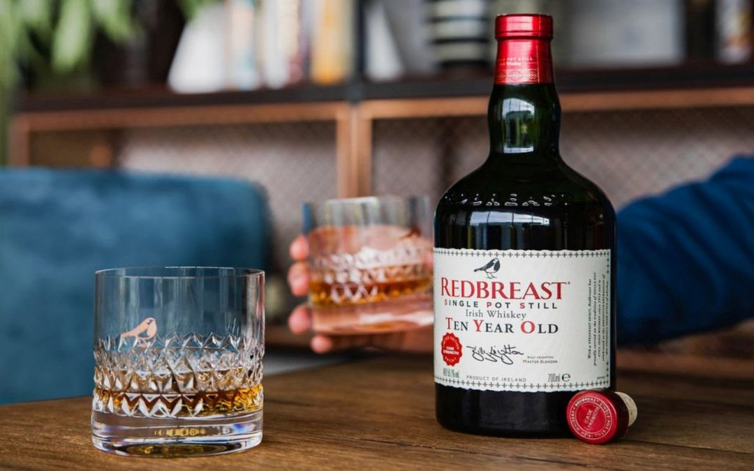 Redbreast 10 – celebrating 30 years of the revived Redbreast brand