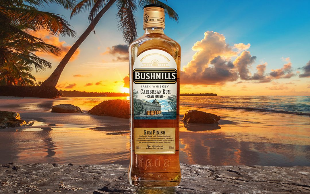 Bushmills release new Caribbean Rum Cask Finish