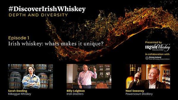 Irish Whiskey Magazine - Discover Irish Whiskey Podcast