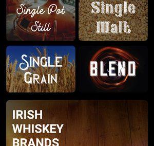 Irish Whiskey Magazine - Irish Whiskey App 3
