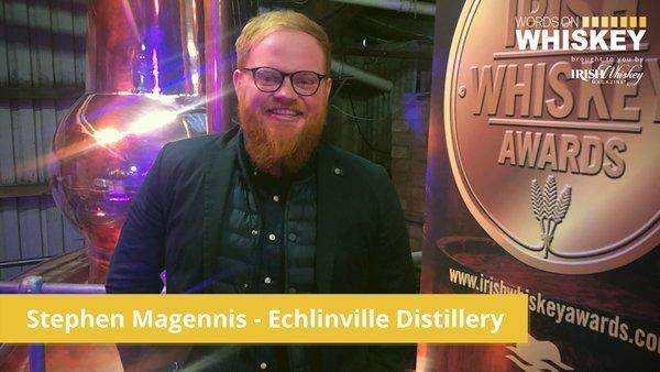Irish Whiskey Magazine - WOW Ep 43 - Stephen Magennis