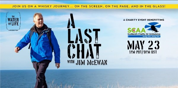 A Last Chat with Jim McEwan – to support Scotland's Charity Air Ambulance
