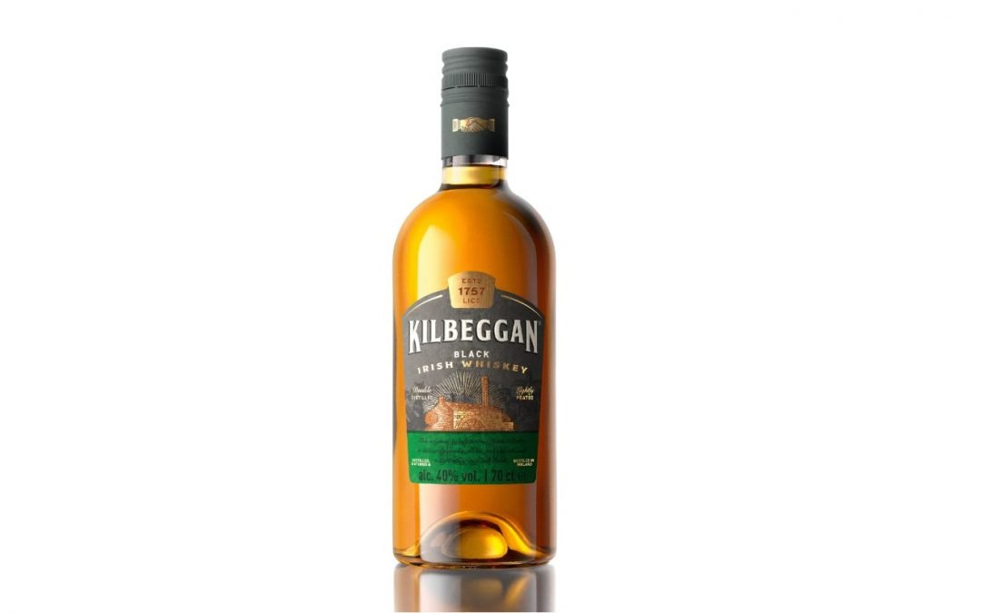 Kilbeggan releases peated Black Irish Whiskey