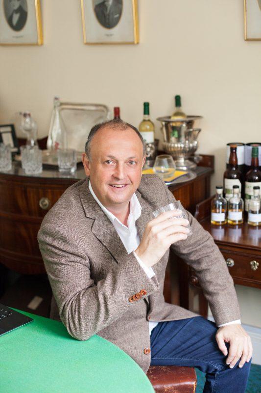 Ed Forrest - Managing Director The Single Malt Shop