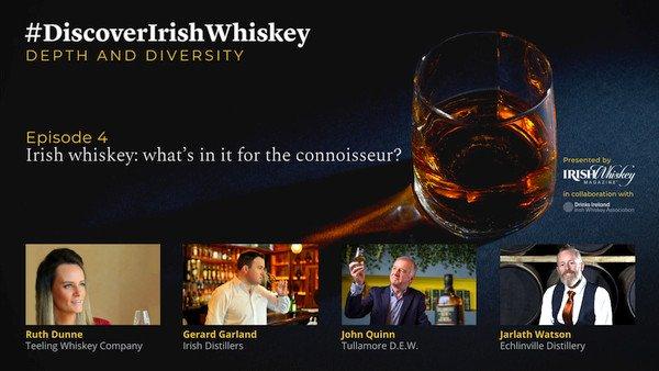 Irish Whikey Magazine - Discover Irish Whiskey ep4