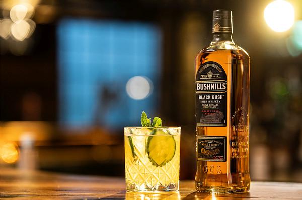 Irish Whiskey Magazine - World Whiskey Day Cocktails - Black Bush Zest