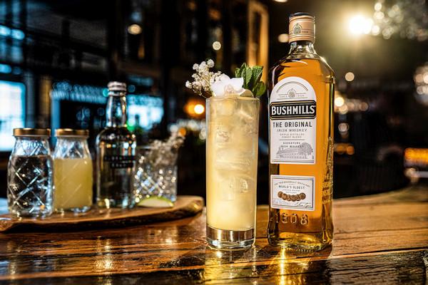 Irish Whiskey Magazine - World Whiskey Day Cocktails - Emerald Collins