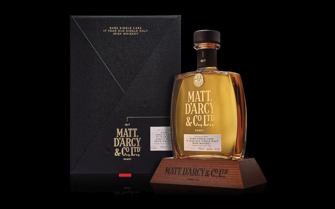 Irish Whiskey Magazine - Export success for Matt D'Arcy Whiskey