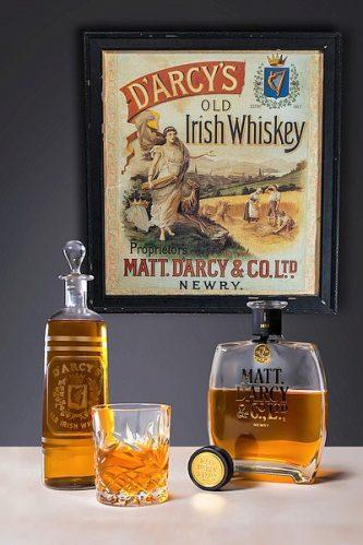 Irish Whiskey Magazine - Export success for Matt D'Arcy Whiskey b