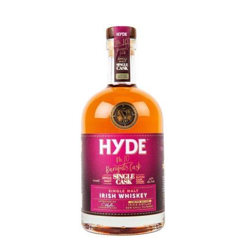 Irish Whiskey Magazine - Hyde No.10 Single Cask Banyuls Finish