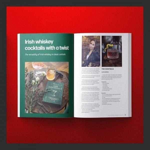 Irish Whiskey Magazine - Issue 11 - Irish Whiskey Cocktails