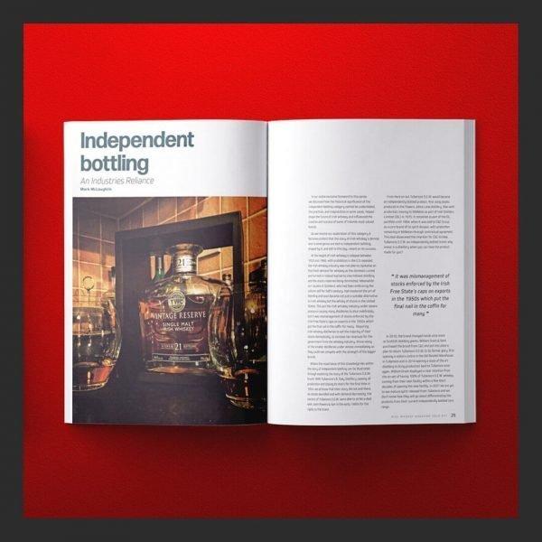 Irish Whiskey Magazine - Issue 11 - Independent Bottlings