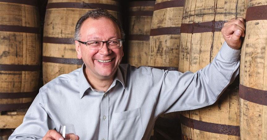 Irish Whiskey Magazine - Billy Leighton Redbreast Master Blender