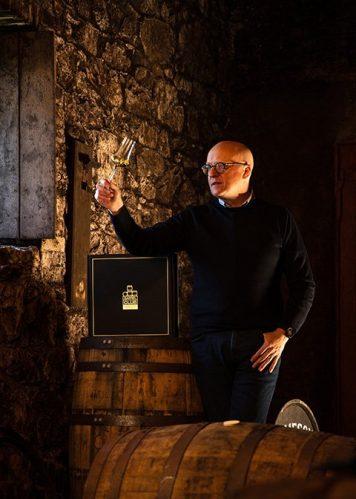 Kevin O'Gorman Barrel Club Midleton Distillery