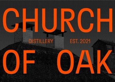 Church of Oak, a new Irish multi-grain distillery are looking for a Head Distiller