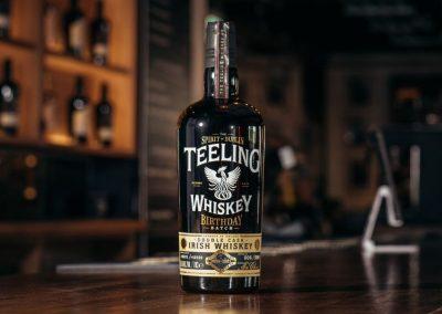 Teeling Irish whiskey sixth birthday release