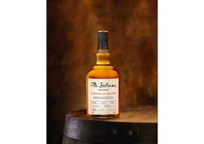 Walsh Whiskey release The Irishman - Peated Red Ale Cask Finish