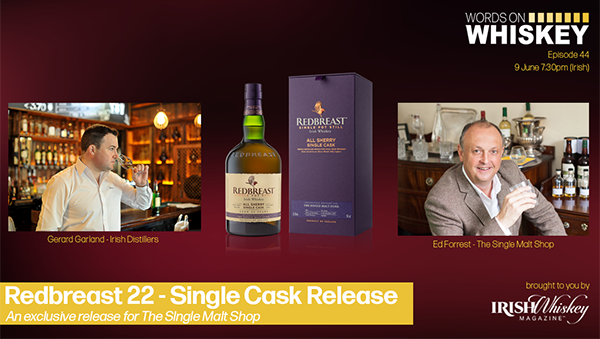 Words on Whiskey - The Single Malt Shop - Redbreast Release