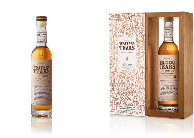 Release of 2021 Vintage - Writers' Tears Cask Strength Whiskey