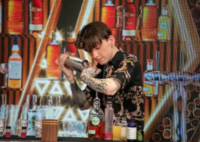 Congratulations to Cal Byrne - First Irish Bartender to reach final round at Diageo World Class Bartender of the Year competition