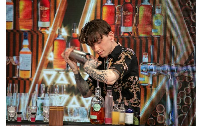 Congratulations to Cal Byrne – First Irish Bartender to reach final round at Diageo World Class Bartender of the Year competition
