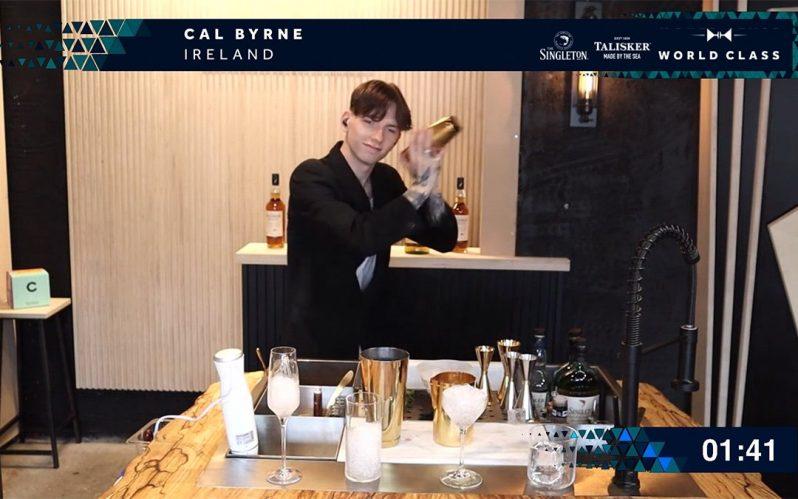 Cal Byrne Ireland World Class Top Ten Global Final