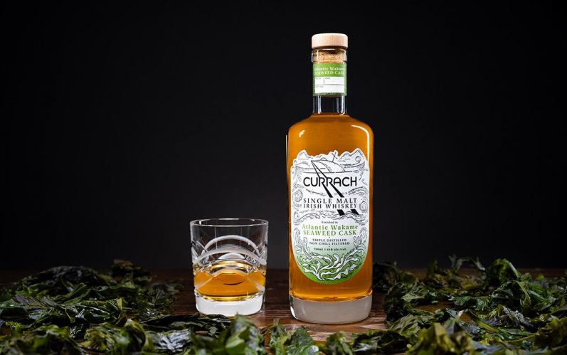 Origin Spirits announces latest release – Currach Single Malt Irish Whiskey – Atlantic Wakame Seaweed Cask