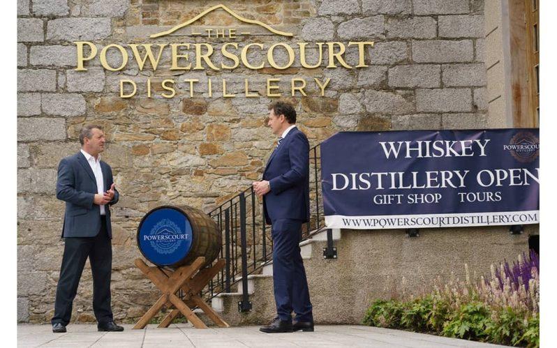 Irish Whiskey Association campaign – Discover Ireland's Whiskey Distilleries