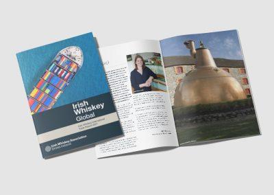 Irish Whiskey Association publish inaugural Irish Whiskey Global report