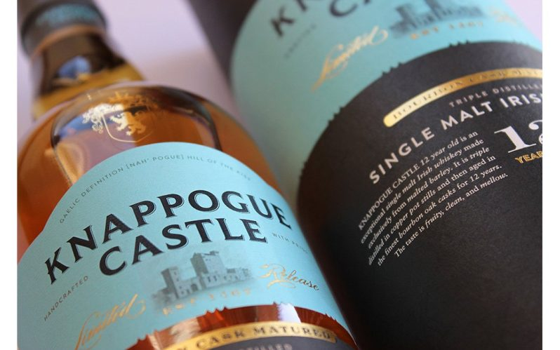 Irish Distillers welcomes Knappogue Castle and Clontarf Irish whiskeys to the family