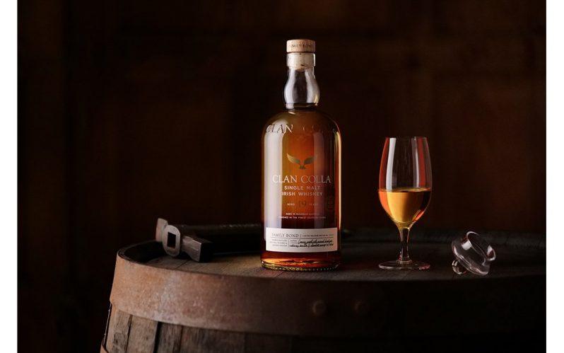 McAllister Irish Spirits launch their first Irish whiskey and gin brands