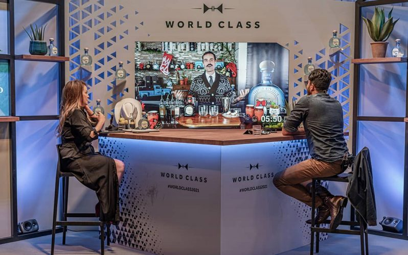 The Diageo World Championship winner 2021 from Canada - James Grant