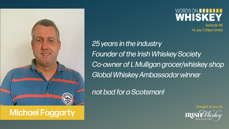 Words on Whiskey Episode 47 - Chris Hennessy