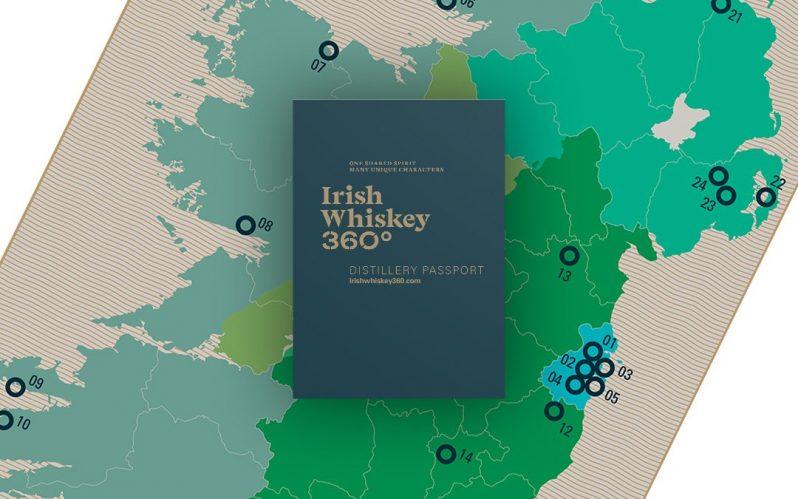 New Irish whiskey passport