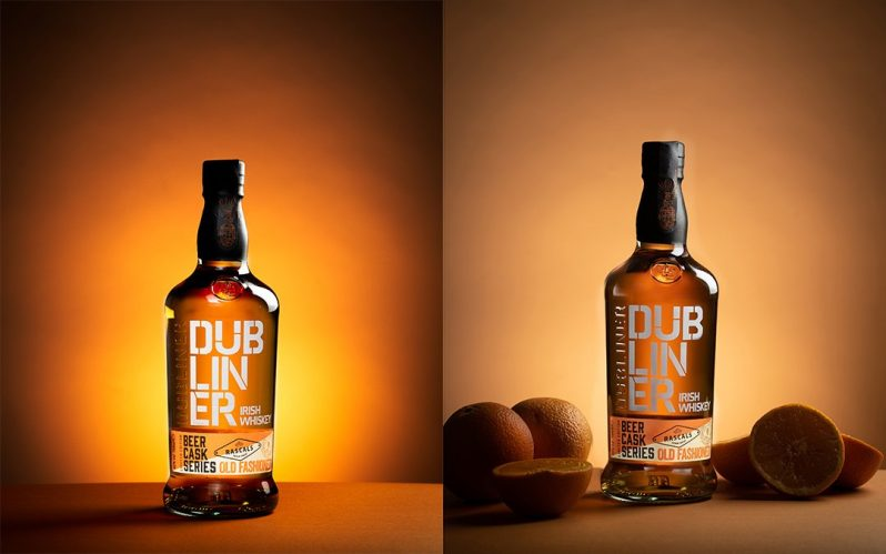 New Dubliner Whiskey finished in 'Old Fashioned' Beer Casks from Rascals Brewing