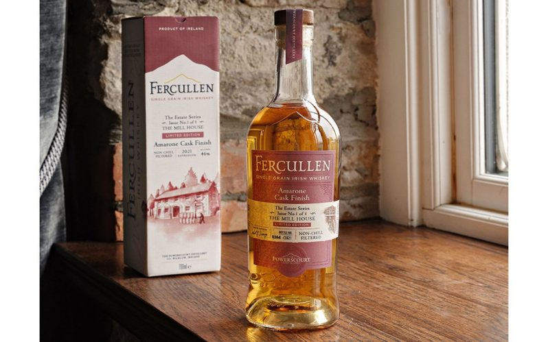 Powerscourt Distillery introduces first release in their new 'Estate Series'