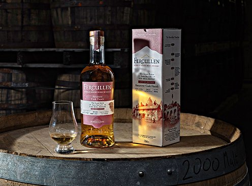 Irish Whiskey Magazine - Powerscourt Distiller Amarone finish
