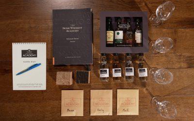 Irish Distillers launches Virtual Irish Whiskey Academy at Midleton Distillery