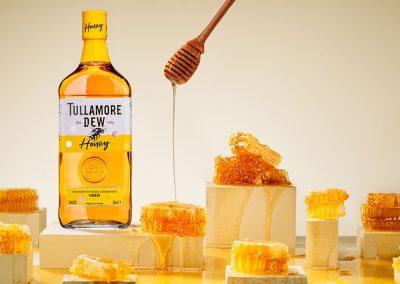 Tullamore D.E.W. Honey- Irish whiskey with a sweet twist
