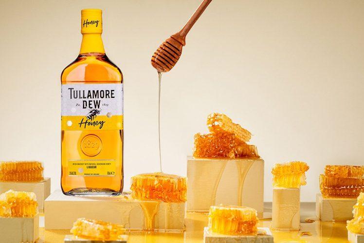 Bohemian Tullamore Dew Honey